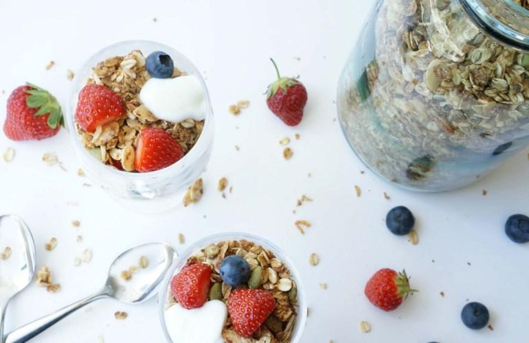 Cereale cu fructe uscate
